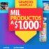 Promoción Lider más de Mil productos a $1.000 octubre 2021