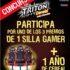 Concurso Triton: Gana 1 de 3 premios de una silla gamer + un año de cereal Triton Chocolate